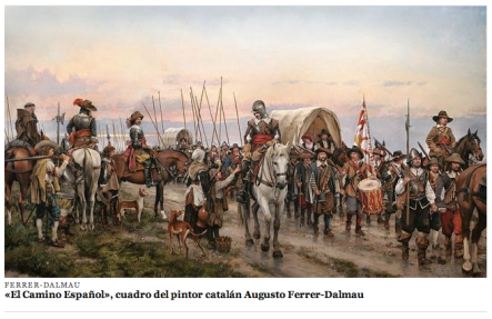 el camino español